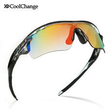 CoolChange Polarized Cycling Sunglasses Eyewear Bike Goggles Sport Glasses UV400