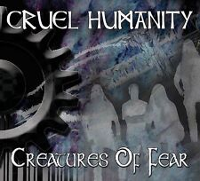 CRUEL HUMANITY - Creatures Of Fear CD Amon Amarth Rotting Christ Windir