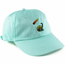 Agora End 6 Panel Dad Hat Cap only belief nyc gosha Pastel NEW