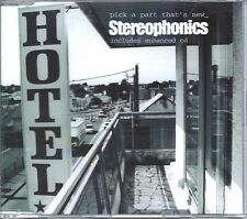STEREOPHONICS - PICK A PART THAT'S NEW - VIDEO ENHANCED CD SINGLE