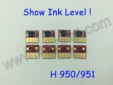 For HP Officejet 8610 8616 8625 8660 8680 / 950 951 Show ink level chip 2nd Gen.