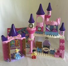 LEGO Duplo 6154 Cinderella's Castle Complete w/ Instructions Prince Charming