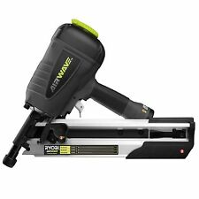 Ryobi AIR AIRWAVE FRAMING NAILER Clipped Head 2.87-3.33mm, RA-NF90-K Japan Brand