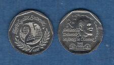 2 Francs 1998 Réne Cassin  SPL FDC de rouleau Cote 2 € 10 €