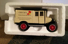 1924 Chevrolet Series H Delivery Truck-Diecast  Vintage of Yesteryear