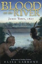 Blood on the River: James Town 1607-ExLibrary