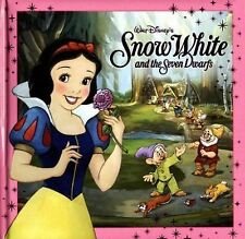 Walt Disney's Classic Snow White and the Seven Dwarfs Padded Hardcover Book