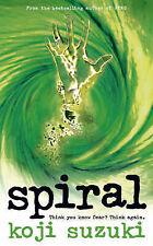 EXC COND Spiral by Koji Suzuki - AUS SELLER - FREE POST