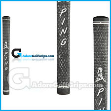 Ping PP58 Midsize Full Cord Classic Putter Grip - Grey + Free Tape