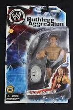 WWE Ruthless Aggression Error Card MOC Maven in Series 6 Kurt Angle Package