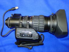 "Fujinon a13x6, 3 Berm-SD (2xext) 2/3"" Wide-Angel Sony b4 Mount if SD-broadcast Lens"
