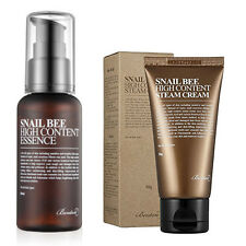 [Benton] Snail Bee high Content Steam Cream 50g +Essence 60ml +FREE GIFT/US SELL