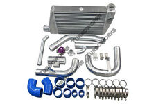 Turbo Front Mount Intercooler kit + BOV For Mitsubishi Lancer RalliArt