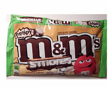 Candy M&M's Crispy S'Mores Candies NEW 8oz Bag Milk Chocolate Graham Marshmallow