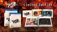 Steins Gate Zero Limited Edition w/ Artbook PS Vita Excellent Conditon PSV Anime
