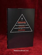 SALOMONIC MAGICAL ARTS Xoanon Three Hands Press Grimoire Witchcraft LIMITED