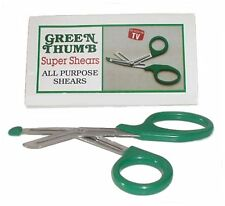 (1) Green Thumb SUPER GARDEN SHEAR / TOOLS - CUT THROUGH NAILS