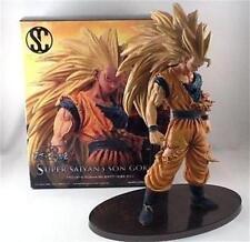 Dragon Ball Z Super saiyan 3 Son Gokou Anime pvc figure -HOT