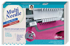 """DIME Multi Needle Monster Magnetic Hoop 5"""" x 7"""" all Brother/ Babylock 6 Needle"""