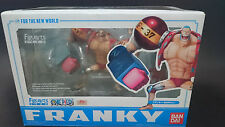 Bandai Figuarts Zero One Piece New World Franky Figure IN STOCK OFFICIAL