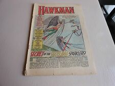 HAWKMAN 2 DC COMICS 1964 COVERLESS KEY ALL PAGES COMPLETE MURPHY ANDERSON!
