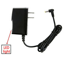 1A AC/DC Power Adapter Wall Charger For Olympus DS-5000/iD LS-10 CR-10 Recorder
