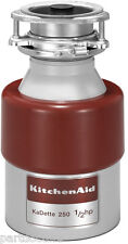 NEW KitchenAid 1/2HP Continuous Feed Food Waste Disposer Disposal KCDB250G