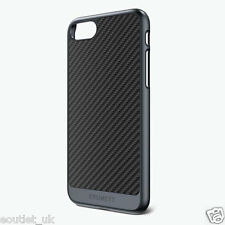 Cygnett Urbanshield-fibra di carbonio Custodia/COVER per iPhone 7 PLUS nero NUOVO