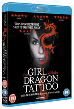 The Girl with the Dragon Tattoo. (Blu-Ray:) free delivery trusted seller.