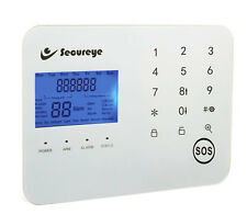Secureye Autodial GSM Based Burglar Alarm Systems