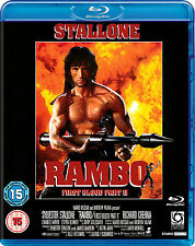 Rambo First Blood Part II - Blu-Ray - Special Edition - George P Cosmatos