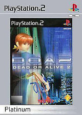 Dead or Alive 2 Platinum (Sony PlayStation 2, 2002)
