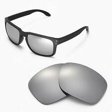 New Walleva Polarized Titanium Lenses For Oakley Holbrook