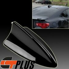 VEHICLE CAR SUV ROOF BMW STYLE SHARK FIN DUMMY ANTENNA DECORATION AERIAL BLACK