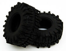"RC4WD Z-T0097 Mud Slingers 2.2"" Soft Edition Rock Crawler Tires Axial Score"