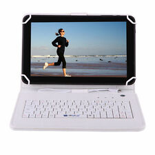 "iRULU X1Pro 9"" 8GB Android 4.4 Kitkat Quad Core Dual Cam Tablet PC w/ Keyboard"
