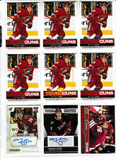 12-13 Upper Deck MICHAEL STONE Rookie Young Guns Exclusives High Gloss #08/10 SP