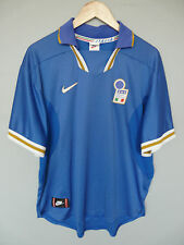 Vintage Italy Nike 1996 Home Football Shirt Trikot Jersey Sz XL 45-47