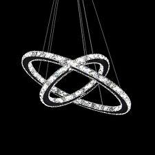LED Design Pendelleuchte Kronleuchter Hängeleuchte Deckenlampe Wohnzimmer Lampe