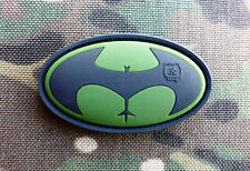 JTG-Buttman Patch, Forest/3d Rubber Patch