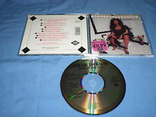 MILLIE JACKSON BACK TO THE S..T CD 1989 JIVE LABEL MADE IN AUSTRIA ( CHIP 77 )