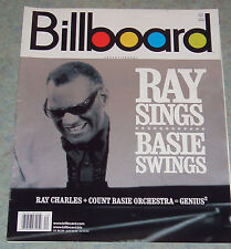 Ray Charles, Diddy (Puff Daddy), JoJo, Natalie Cole - October 7, 2006 Billboard