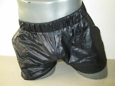 Pistol Pete T2 Shorts CHUTE Sheer Black (Large)