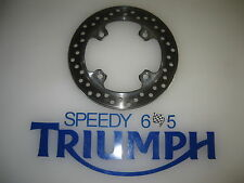 TRIUMPH DAYTONA 675 STREET TRIPLE REAR BRAKE DISC