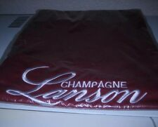 LANSON CHAMPAGNE SOMMELIERS APRON WINE COL BNIPKT