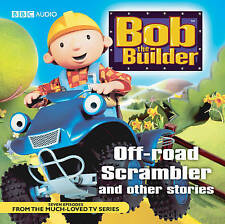 BOB THE BUILDER OFF ROAD SCRAMBLER & OTHER STORIES - NEW/UNSEALED CD AUDIO BOOK