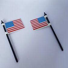 GEBRAUCHT : 2 Us Flaggen