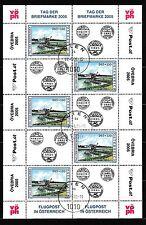 Österreich 2005 gestempelt Kleinbogen MiNr. 2532  Tag der Briefmarke