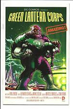 GREEN LANTERN CORPS # 40 (MOVIE POSTER VARIANT COVER, MAY 2015), NM/MT NEW