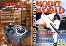 RADIO CONTROL MODEL WORLD MAGAZINE 1995 JUN GRAUPNER SKY SURFER, SCORPIO REVIEW